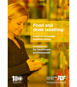Food & drink labelling